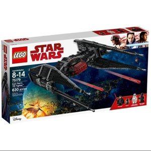 Star Wars LEGO Kylo Ren's Tie Fighter Set